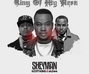 Sheyman - King Of My Area Ft. eLDee & Scott King
